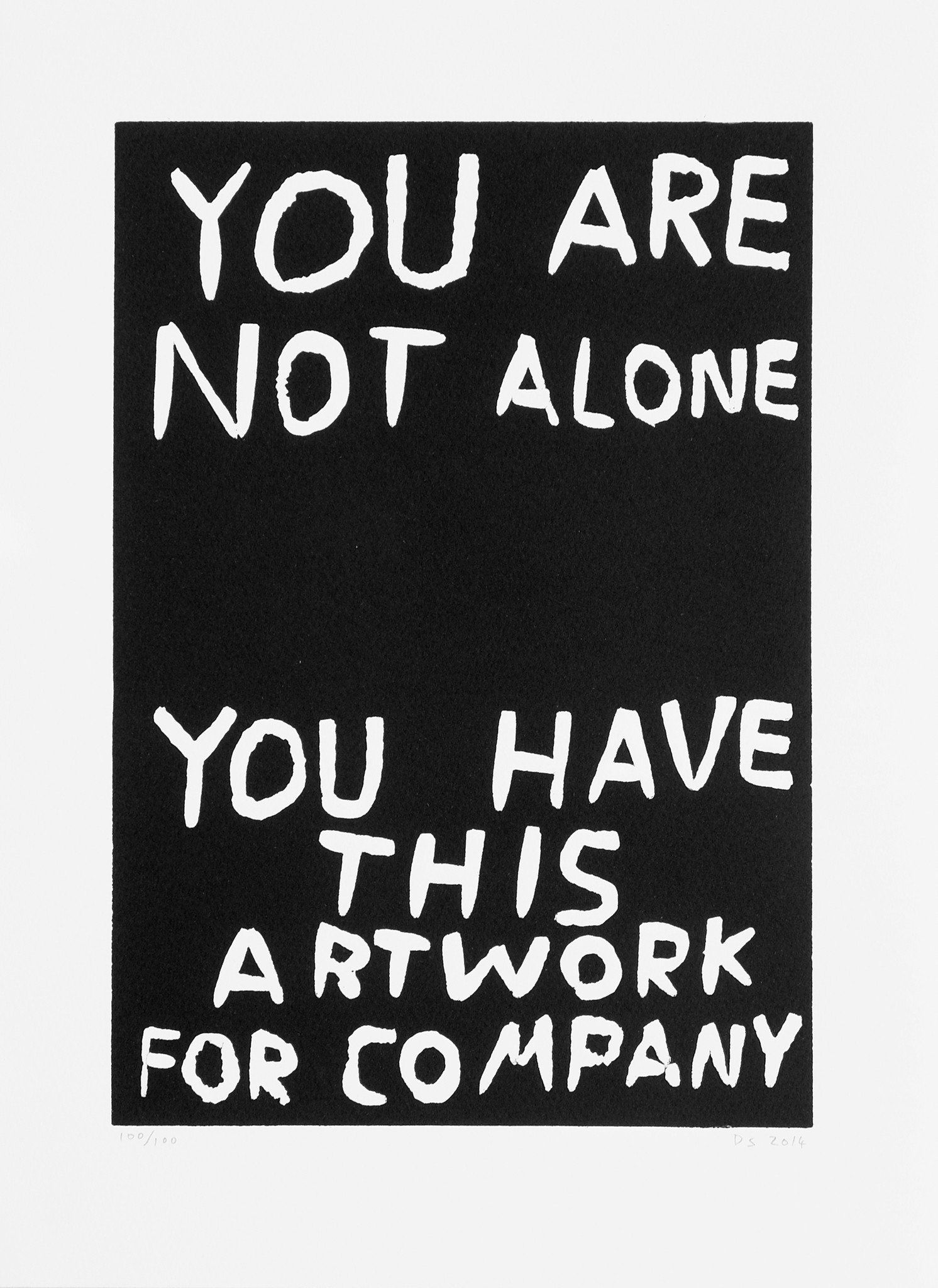 © David Shrigley